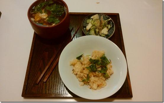 三澤家の朝食
