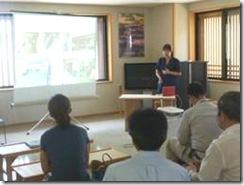 住宅医イベント2011082705_三澤文子代表